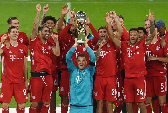 Thắng nghẹt thở Dortmund, Bayern đoạt Siêu cúp Đức 2020 - Ảnh 1.