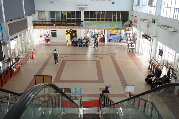 Ga Sài Gòn: Hàng chục ngàn vé tàu tết đã được bán qua mạng - Ảnh 3.