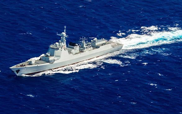 Tập trận trên Biển Đông của Trung Quốc không có lợi cho đàm phán COC - Ảnh 1.