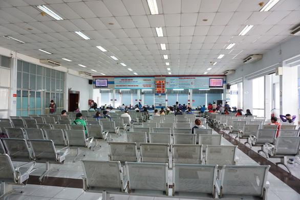 Ga Sài Gòn: Hàng chục ngàn vé tàu tết đã được bán qua mạng - Ảnh 1.