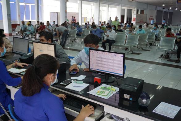 Ga Sài Gòn: Hàng chục ngàn vé tàu tết đã được bán qua mạng - Ảnh 4.