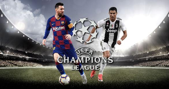 Messi chạm trán Ronaldo, M.U gặp khó ở vòng bảng Champions League - Ảnh 1.