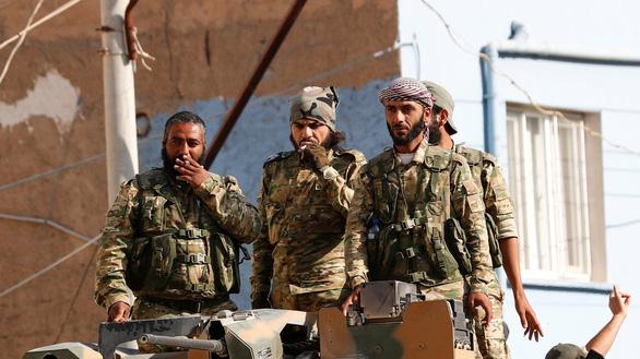 Giao tranh Armenia - Azerbaijan: Nga yêu cầu rút khủng bố và lính đánh thuê nước ngoài - Ảnh 1.