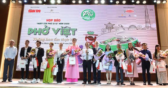 Cảm hứng hành trình nâng cao giá trị phở Việt - Ảnh 1.