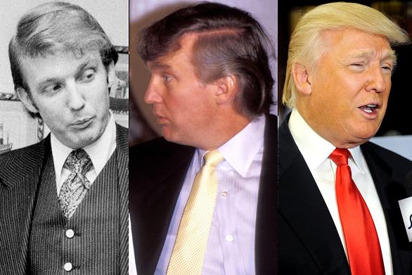 Ông Trump bất ngờ phát hiện lý do mình không bị hói - Ảnh 1.