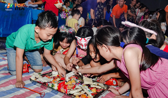 FPT Telecom tổ chức vui Tết Trung thu cho trẻ em toàn quốc - Ảnh 2.