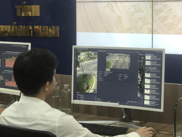 Quảng Nam đưa vào vận hành trung tâm điều hành thông minh - Ảnh 2.