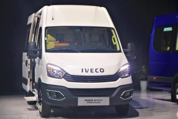Thaco ra mắt xe Mini Bus Iveco Daily - Ảnh 1.