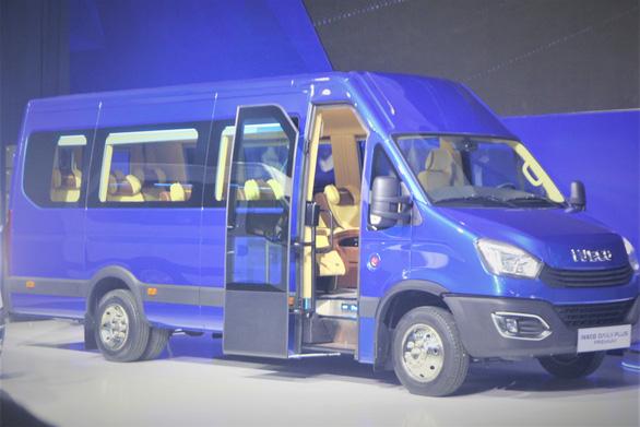 Thaco ra mắt xe Mini Bus Iveco Daily - Ảnh 2.
