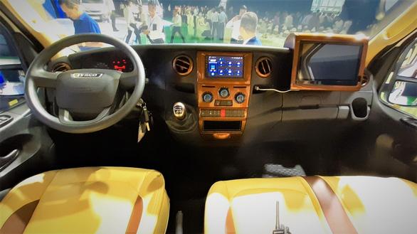 Thaco ra mắt xe Mini Bus Iveco Daily - Ảnh 4.
