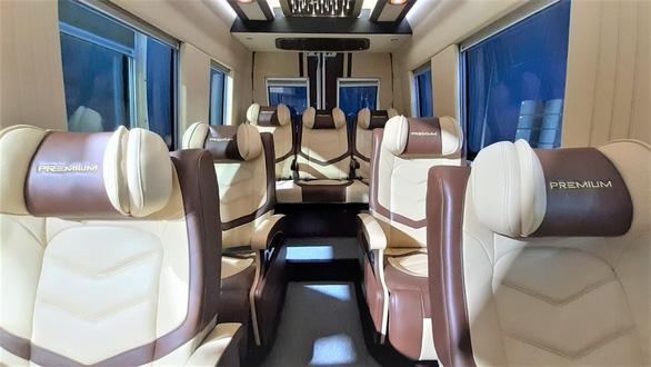Thaco ra mắt xe Mini Bus Iveco Daily - Ảnh 3.