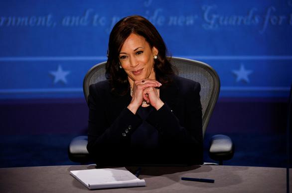 Phó tướng của ông Biden chọn tên là Hạ Cẩm Lệ - Ảnh 1.