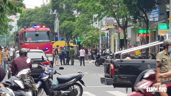 Bắt cô gái đi taxi cướp hơn 2 tỉ của Ngân hàng Techcombank ở Tân Phú - Ảnh 3.