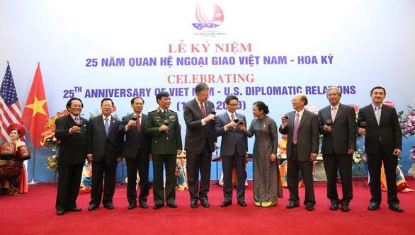 Đại sứ Mỹ Kritenbrink: Hợp tác Việt - Mỹ có ý nghĩa với thế giới - Ảnh 1.