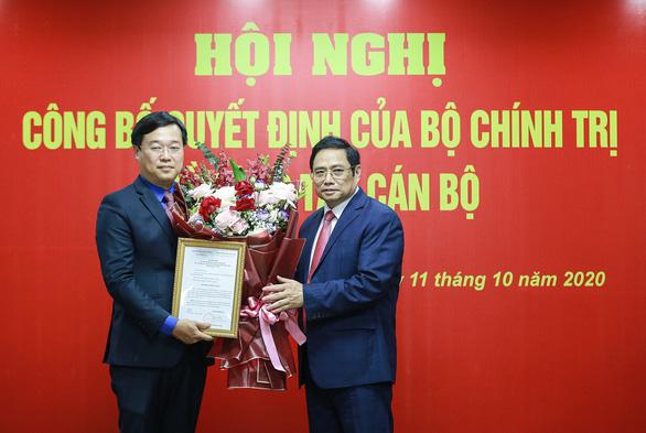 Giới thiệu ông Lê Quốc Phong để bầu làm Bí thư Tỉnh ủy Đồng Tháp - Ảnh 2.