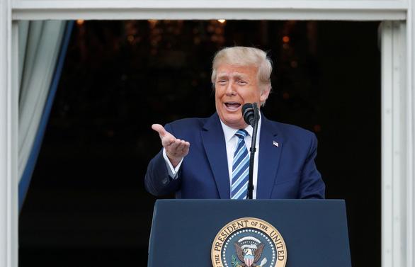 Tổng thống Trump tiếp tục được đề cử cho giải Nobel hòa bình 2021 - Ảnh 1.