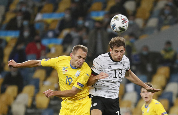 Đức lần đầu tiên giành thắng lợi tại Nations League - Ảnh 1.