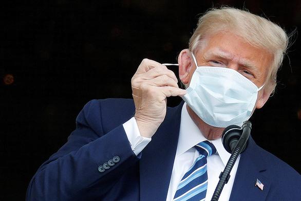 Đài CNN: Ông Trump sẽ lại tổ chức vận động kiểu không ngán virus - Ảnh 1.