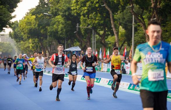 VPBank Hanoi Marathon ASEAN 2020 góp phần thể hiện tiếng nói Việt Nam - Ảnh 3.