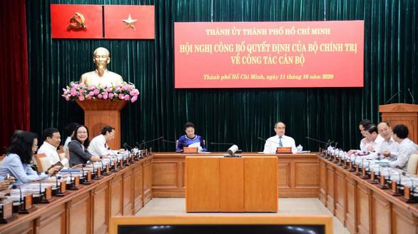 Giới thiệu ông Nguyễn Văn Nên để bầu làm Bí thư Thành ủy TP.HCM nhiệm kỳ 2020 - 2025 - Ảnh 1.