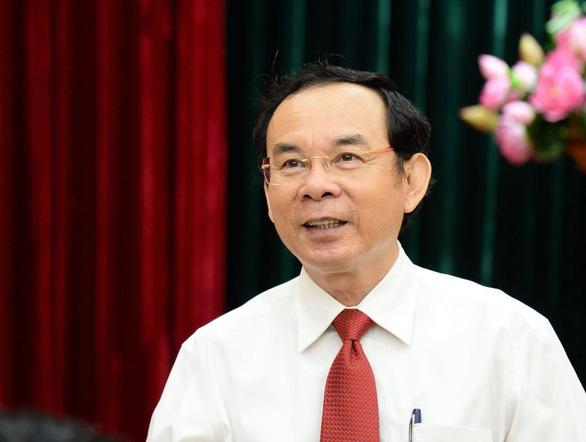 Giới thiệu ông Nguyễn Văn Nên để bầu làm Bí thư Thành ủy TP.HCM nhiệm kỳ 2020 - 2025 - Ảnh 5.