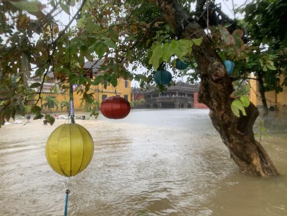 Quảng Nam cảnh báo lũ đặc biệt lớn trên sông Vu Gia, Thu Bồn - Ảnh 3.