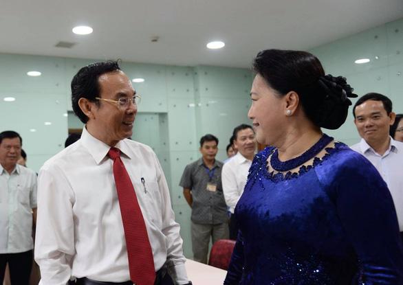 Giới thiệu ông Nguyễn Văn Nên để bầu làm Bí thư Thành ủy TP.HCM nhiệm kỳ 2020 - 2025 - Ảnh 4.