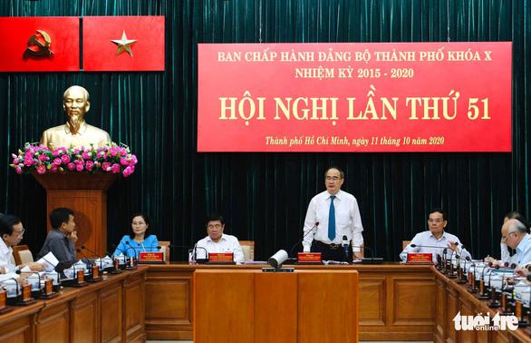 Thành ủy TP.HCM thông qua nghị quyết đầu tư xây dựng Thủ Thiêm - Ảnh 1.