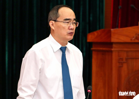 Thành ủy TP.HCM thông qua nghị quyết đầu tư xây dựng Thủ Thiêm - Ảnh 2.