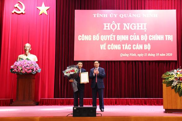 Chủ tịch tỉnh Quảng Ninh được giới thiệu bầu bí thư Tỉnh ủy Điện Biên - Ảnh 2.