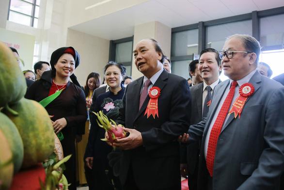 Thủ tướng tin tưởng một giai cấp nông dân Việt Nam tự cường, sáng tạo - Ảnh 1.