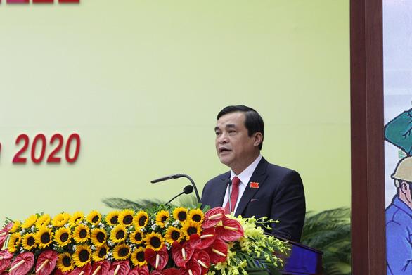 Ông Phan Việt Cường tái đắc cử chức bí thư Tỉnh ủy Quảng Nam - Ảnh 1.