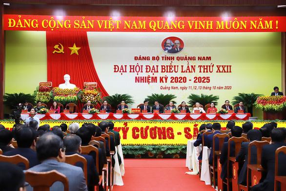 Ông Phan Việt Cường tái đắc cử chức bí thư Tỉnh ủy Quảng Nam - Ảnh 2.
