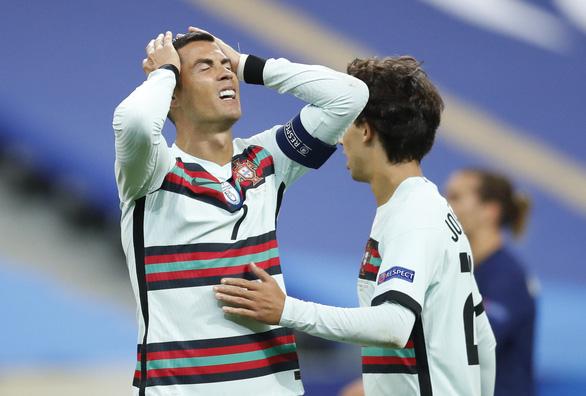 Ronaldo tịt ngòi, trận đấu giữa hai nhà vô địch thế giới và châu Âu kết thúc... bế tắc - Ảnh 1.