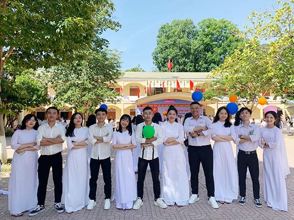 Nữ sinh xứ Nghệ thủ khoa ĐH Duy Tân với 28 điểm (tính đến 10-10-2020) - Ảnh 2.