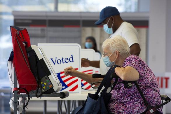 Có thể mất cả tháng mới biết kết quả bầu cử Mỹ? - Ảnh 2.