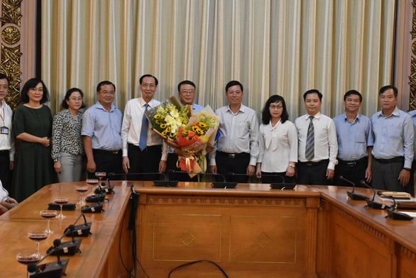 TP.HCM bổ nhiệm nhân sự chủ chốt tại các tổng công ty - Ảnh 2.
