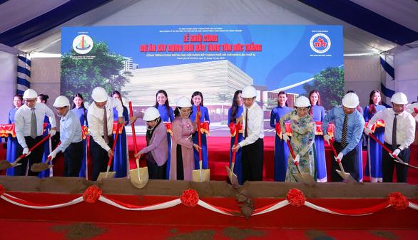 TP.HCM khởi công dự án xây mới bảo tàng Tôn Đức Thắng - Ảnh 2.