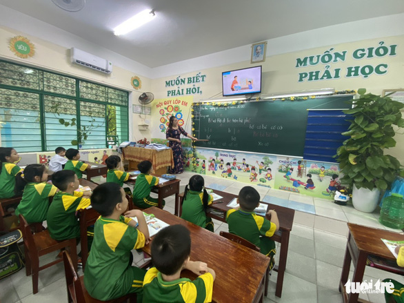 Học sinh, sinh viên Đà Nẵng đi học lại từ 13-10 - Ảnh 1.