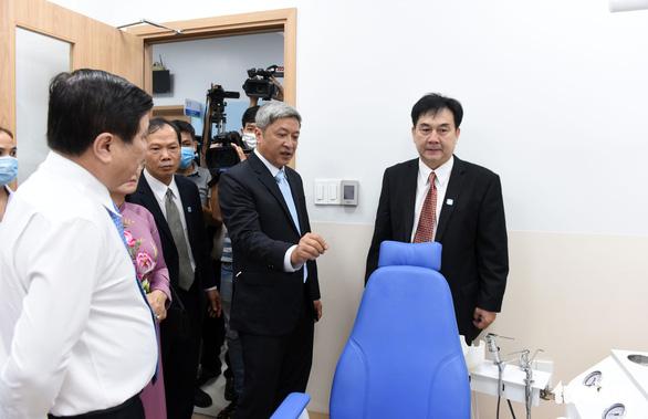 Khánh thành Bệnh viện Ung bướu cơ sở 2 với 1.000 giường bệnh - Ảnh 7.