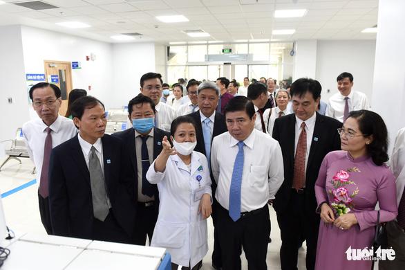 Khánh thành Bệnh viện Ung bướu cơ sở 2 với 1.000 giường bệnh - Ảnh 8.