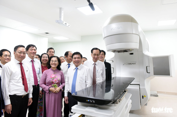 Khánh thành Bệnh viện Ung bướu cơ sở 2 với 1.000 giường bệnh - Ảnh 3.