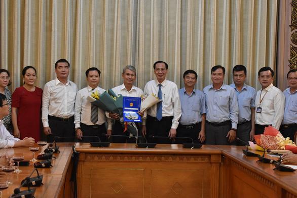 TP.HCM bổ nhiệm nhân sự chủ chốt tại các tổng công ty - Ảnh 3.