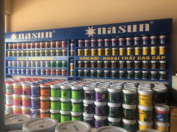 Bí quyết để sơn Nasun bứt phá trên thị trường nội địa - Ảnh 1.