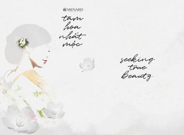 Hoa phương Đông - dáng hoa nở rộ vẻ đẹp thiên tính nữ - Ảnh 1.