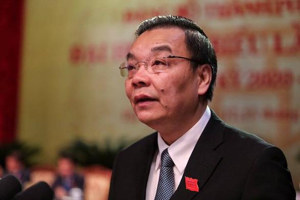 Ông Vương Đình Huệ tái đắc cử bí thư Hà Nội - Ảnh 2.