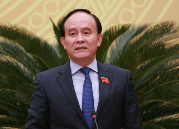 Ông Vương Đình Huệ tái đắc cử bí thư Hà Nội - Ảnh 5.
