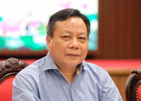 Ông Vương Đình Huệ tái đắc cử bí thư Hà Nội - Ảnh 4.