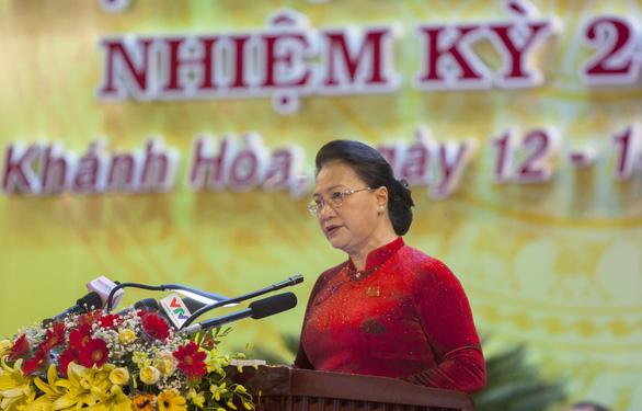 Khánh Hòa phải giữ vai trò động lực phát triển của vùng Nam Trung bộ - Tây Nguyên - Ảnh 1.