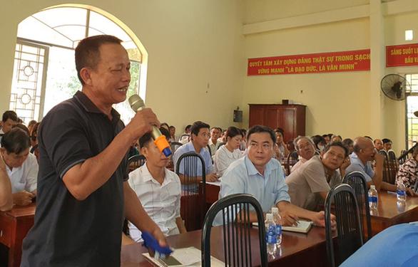 Giải thích cho người dân còn thắc mắc việc thu hồi đất làm sân bay Long Thành - Ảnh 4.